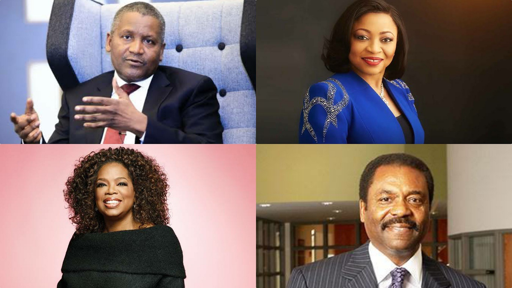 Meet The Wealthy Black Entrepreneurs Whose Stories Would Inspire You