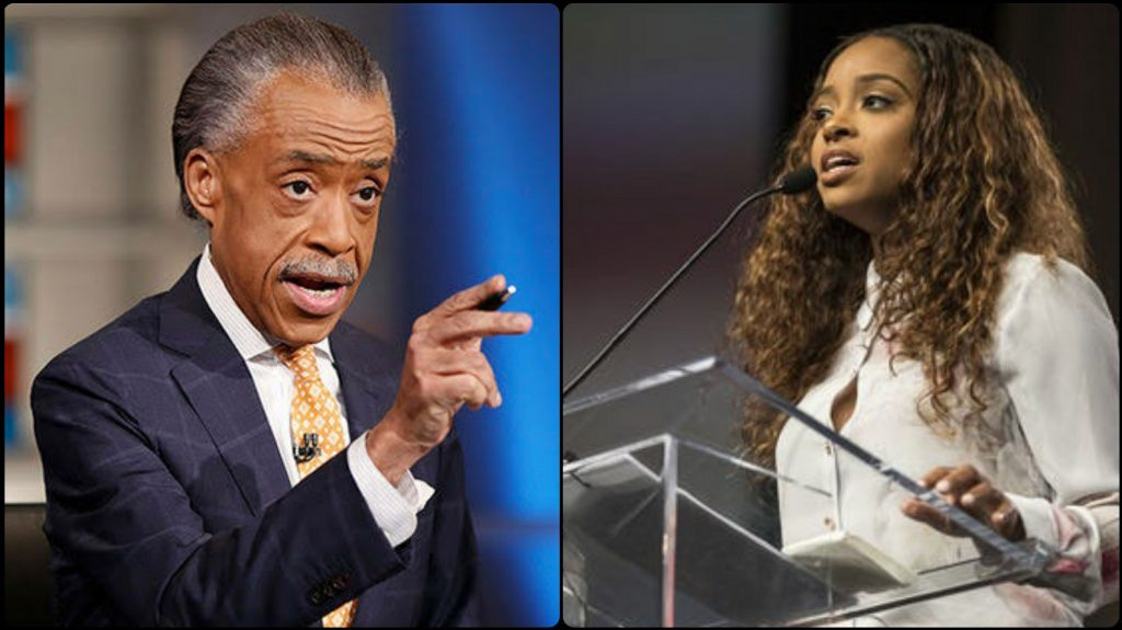 Black People Must Vote In 2020 Election Says Tamika Mallory AL Sharpton