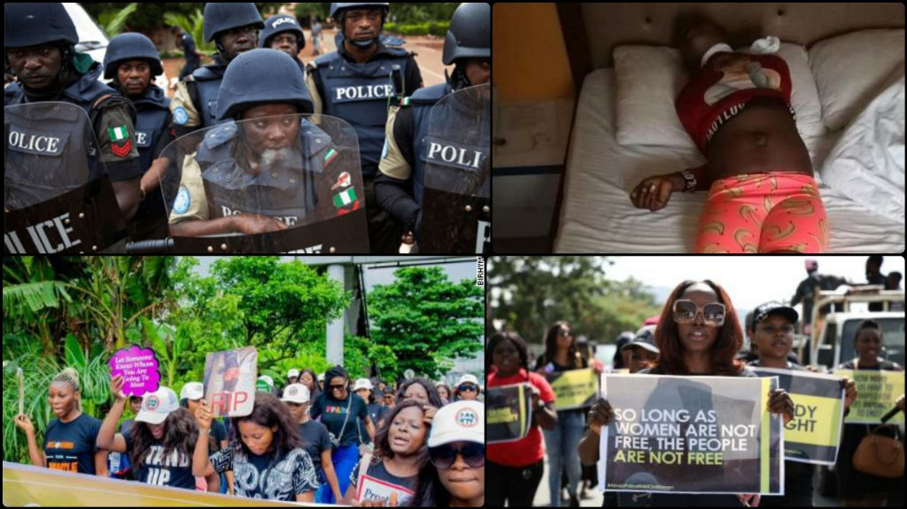 Nigerian Police Have Arrested 3 Suspects Linked With Serial killings Of Women 1