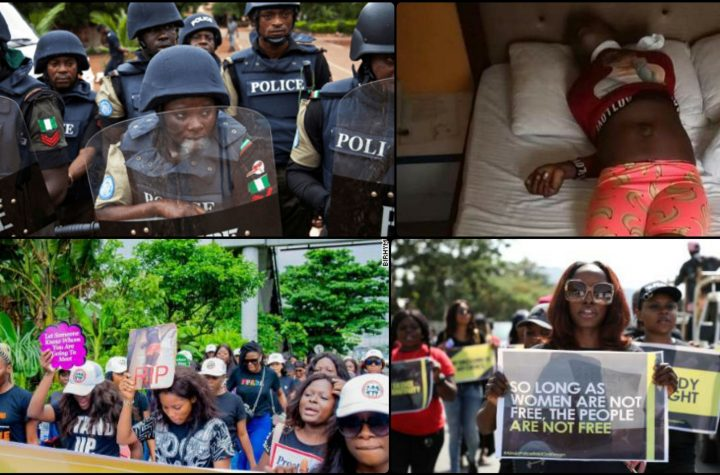 Nigerian Police Have Arrested 3 Suspects Linked With Serial killings Of Women