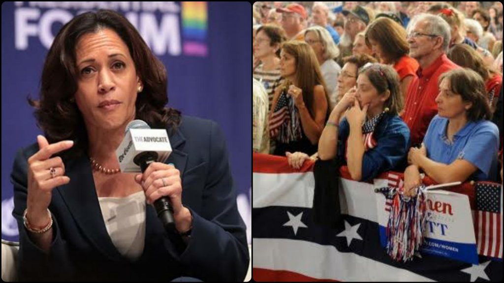 White Republicans Question Kamala Harris Blackness After Her Presidential Debate