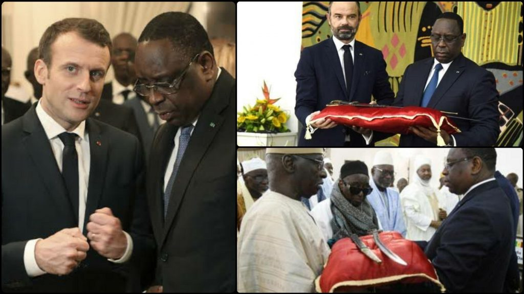 France Returns Stolen Historic Sword That Belonged To 19th Century Senegalese Scholar
