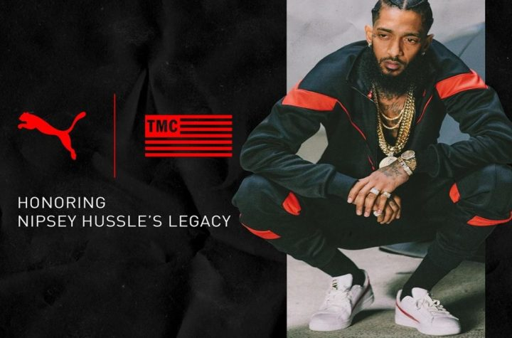 How Nipsey Hussles Puma Apparel And Sneakers Sold Out In One Day