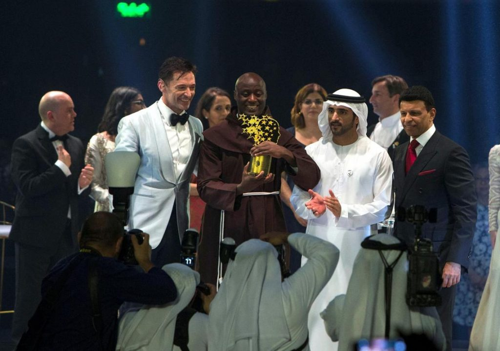 Kenyan Peter Tabichi Wins $1 Million Worlds Best Teacher Award In The UAE