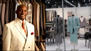 Meet Black Designer With A $10 Million Company Who Started In Asia and Expanded To The US