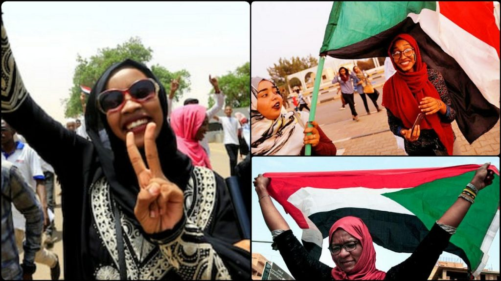 Sudan Crisis Women Applaud The End Of Strict Public Order Law