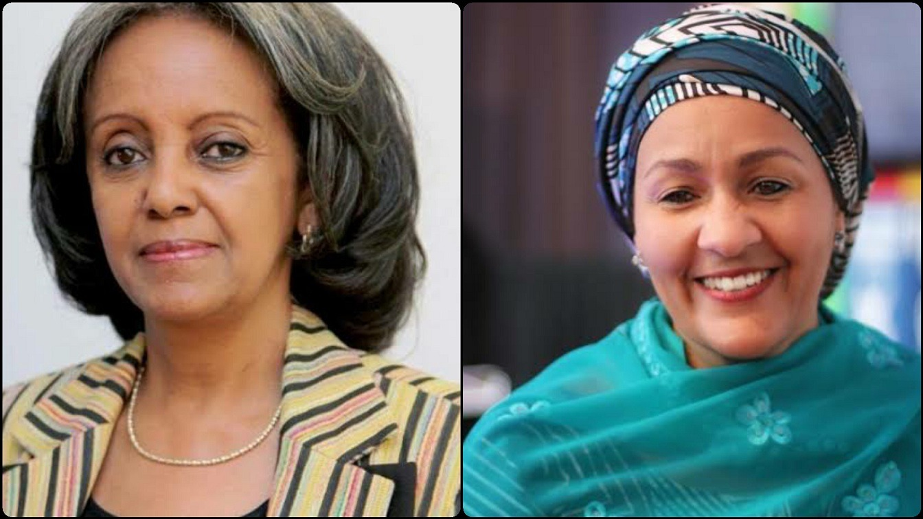 Two African Women Emerge On Forbes Worlds 100 Most Powerful Women