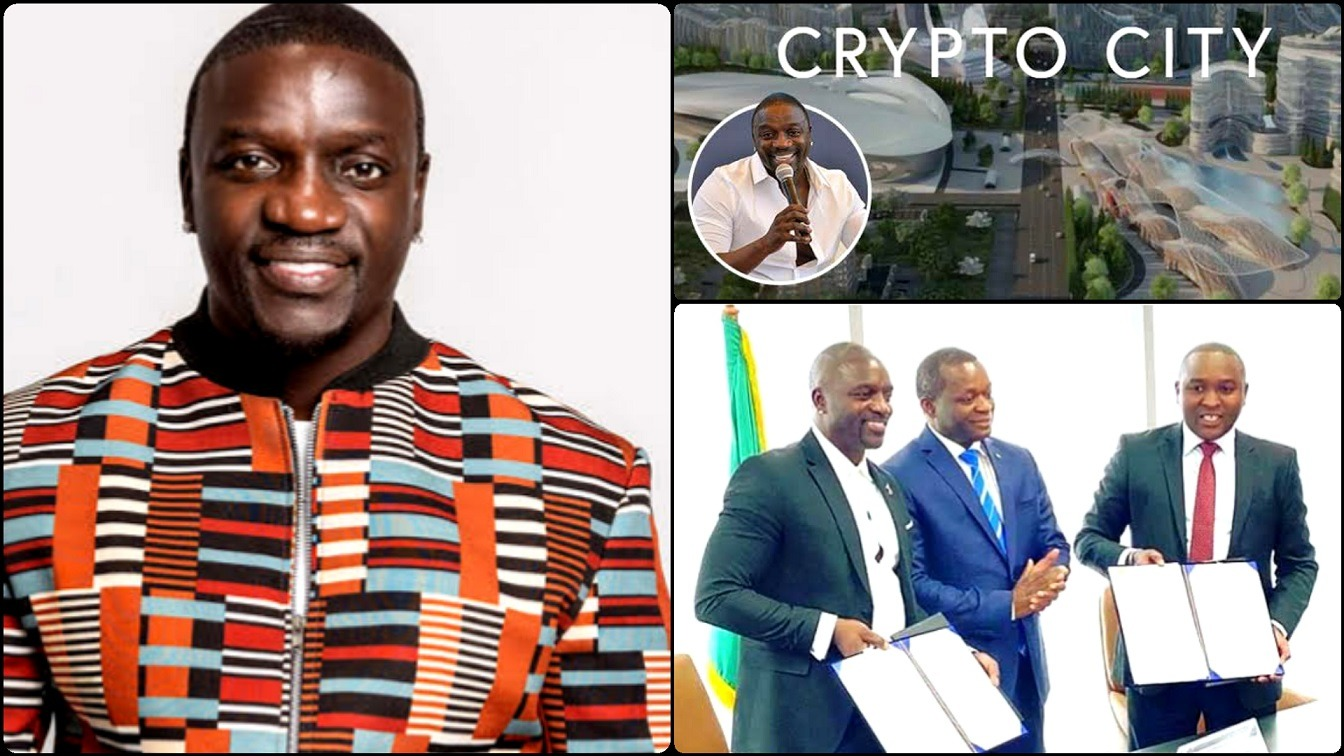 Akon Builds A City In Africa – African Diasporan Stars Should Think Like Him