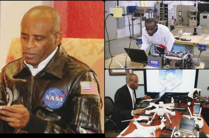 Meet Nigerian Who Makes Drones For The Us Army, With 6 Masters And 4 PhDs