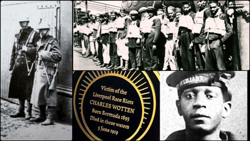 Britains 1919 Race Riots -How Blacks Were Killed And Evicted For Being Successful