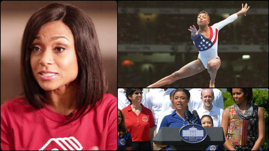 Dominque Dawes, A 3 Time Olympic Champion, Set To Open Her Gymnastics Academy