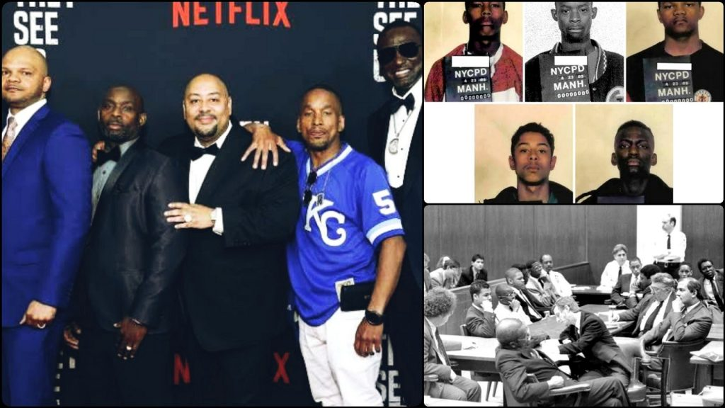 The Central Park Five A History Of Americas Victimization Of Colored People