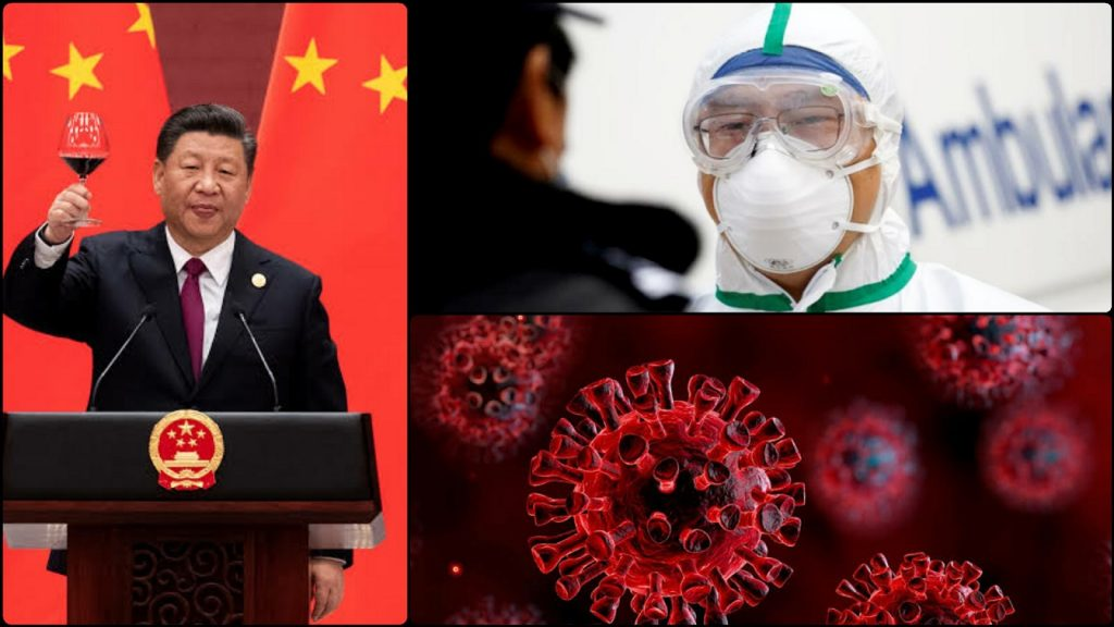 American Group Launches $20 Trillion Lawsuit Against The Chinese Government Over Coronavirus