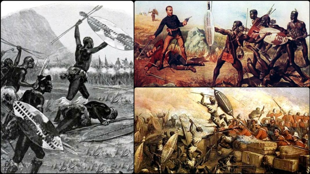 Battle Of Isandlwana - How The Zulu Defeated British Invaders In 1879