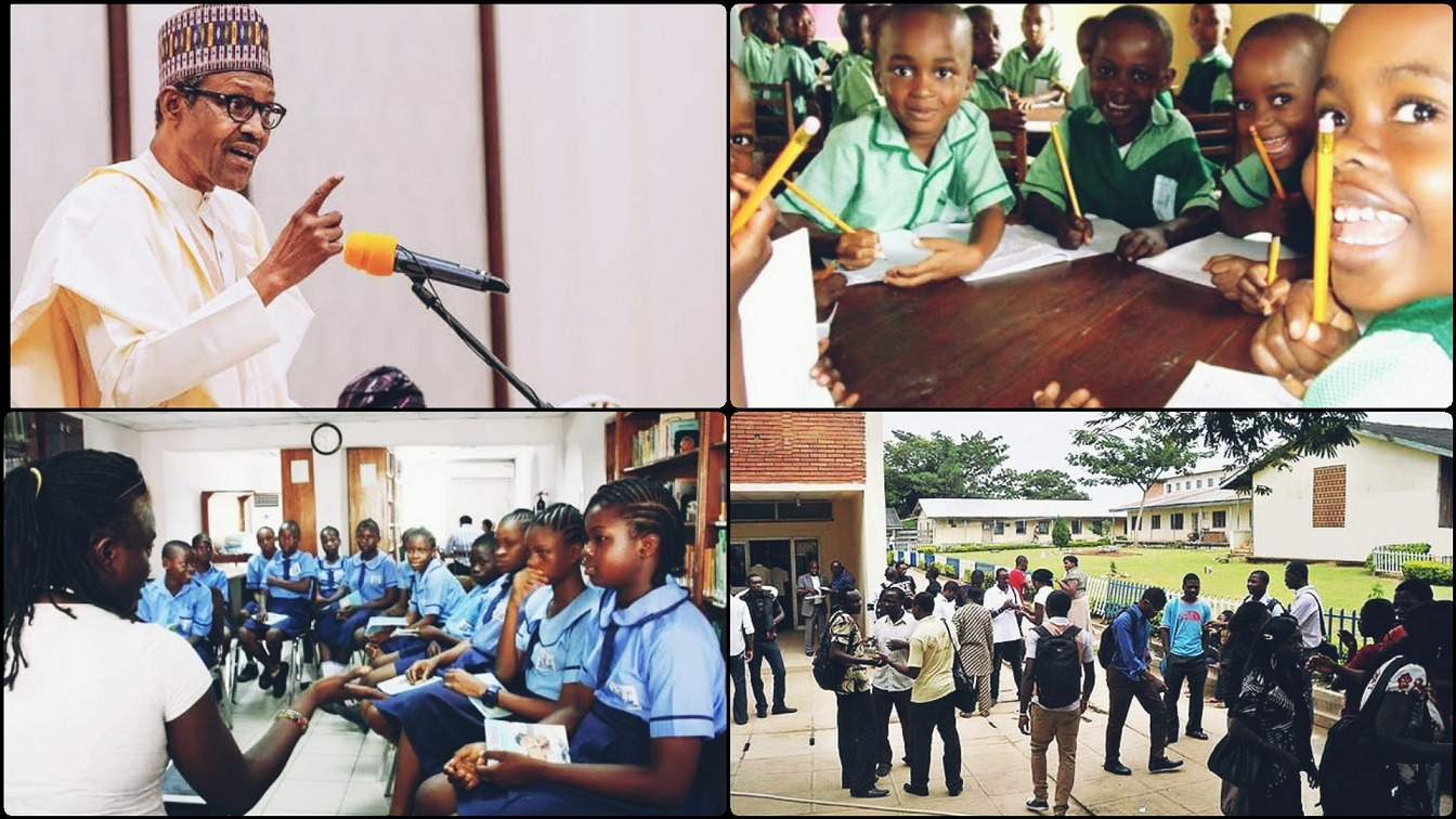 Breaking News Nigerian Government Has Ordered All Schools To Shut Down To Prevent CoronaVirus Spread
