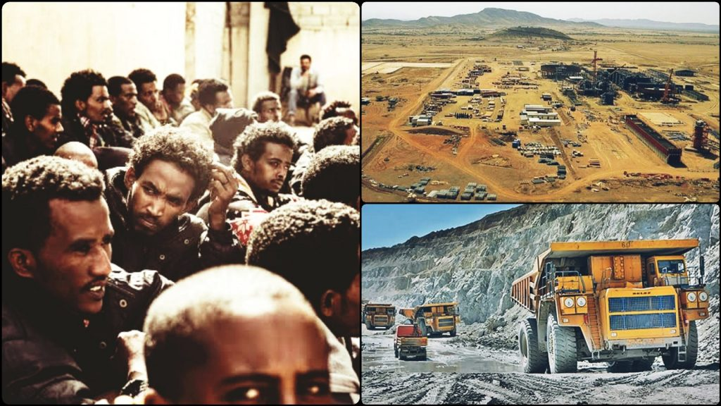 Eritreans Sue Canadian Mining Firm For Slavery Forced Labor Human Right Abuses