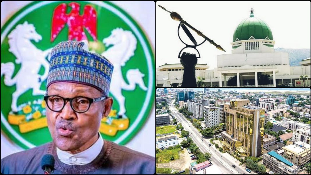 Nigeria Finally Locks Down Abuja, Lagos, And Ogun For 14 Days