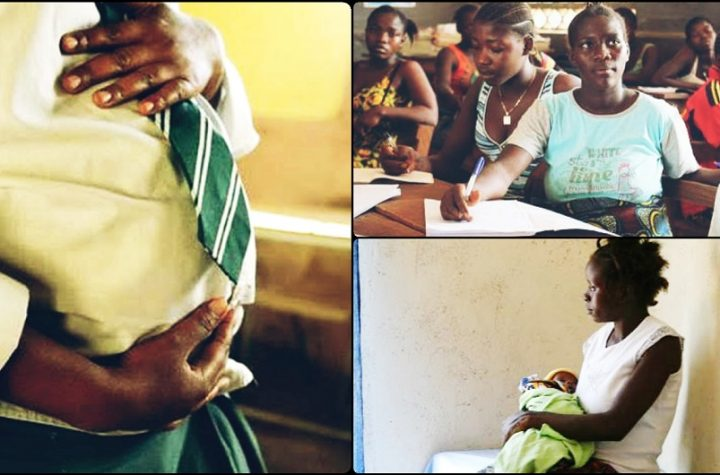 Pregnant And Back To School Sierra Leone Overturns Ban On Pregnant Girls Attending School