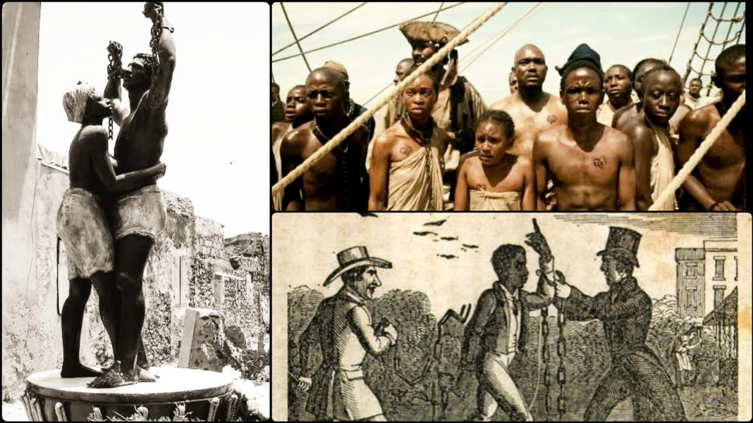 The Book Of Negroes - Exodus Of Over 35,000 Blacks From USA In 1783