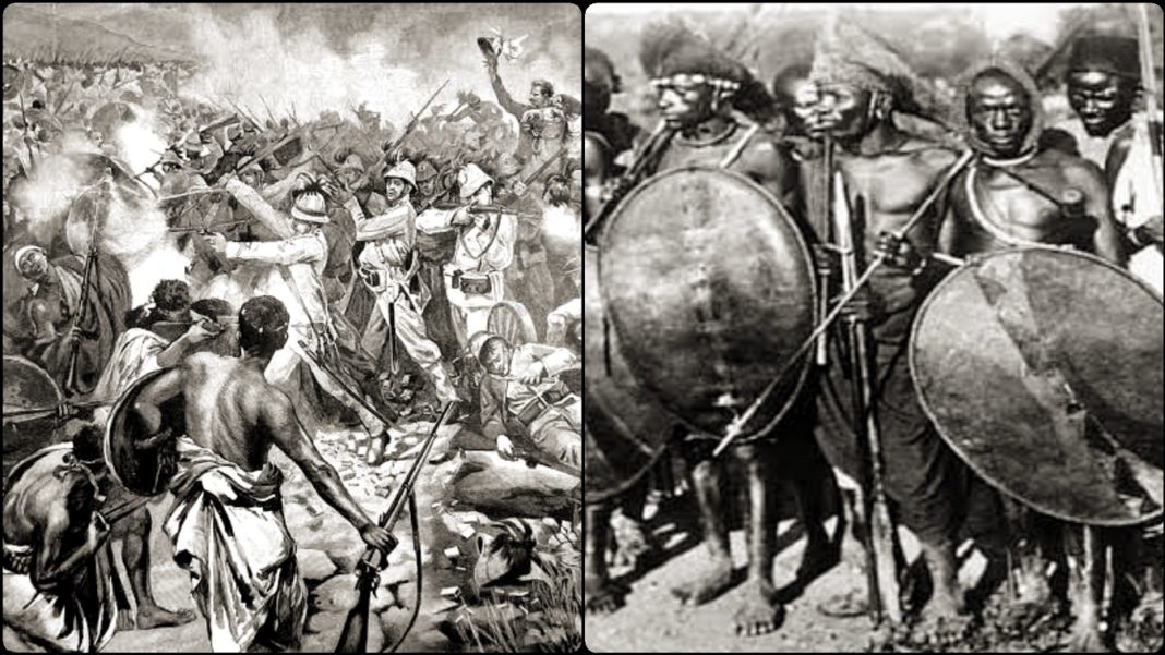 The Maji Maji Rebellion Of Tanzanians Against German Brutality 1905 to 1907