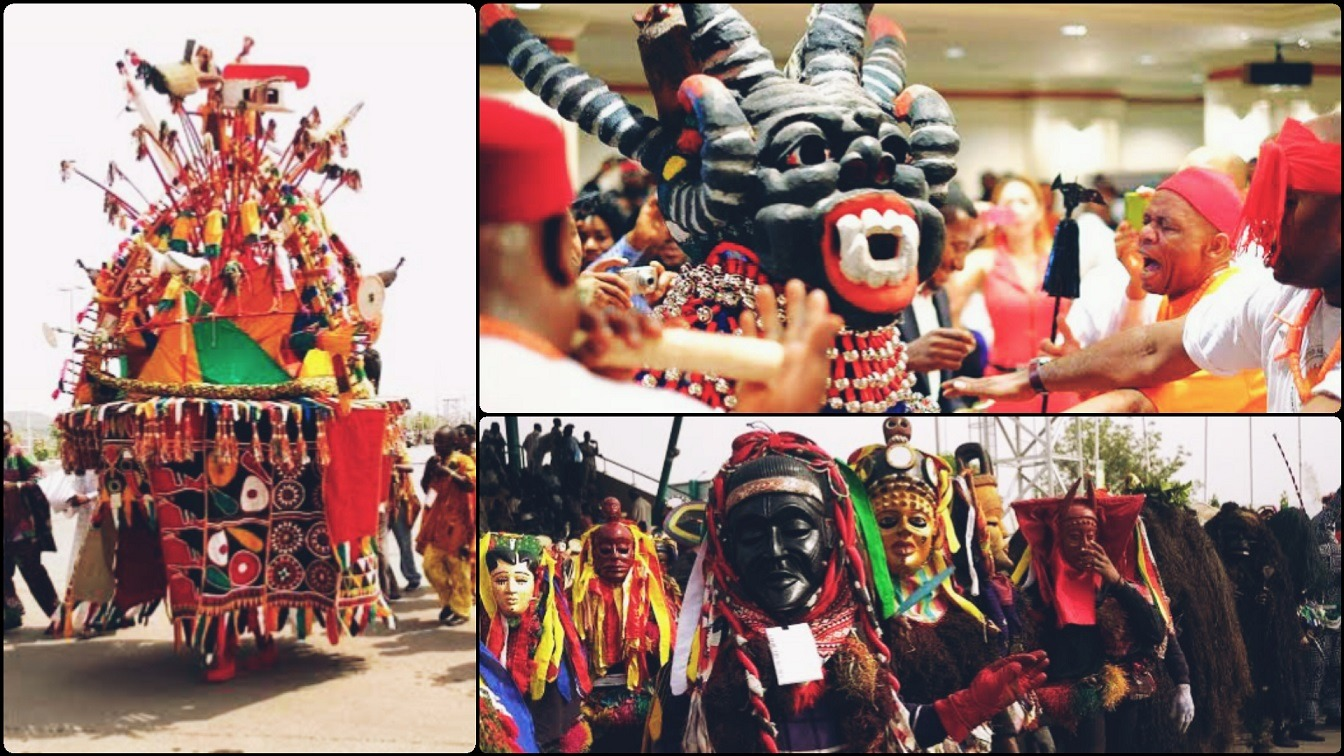 The Mmanwu Festival Of The Igbo A Unique Culture You Must Experience