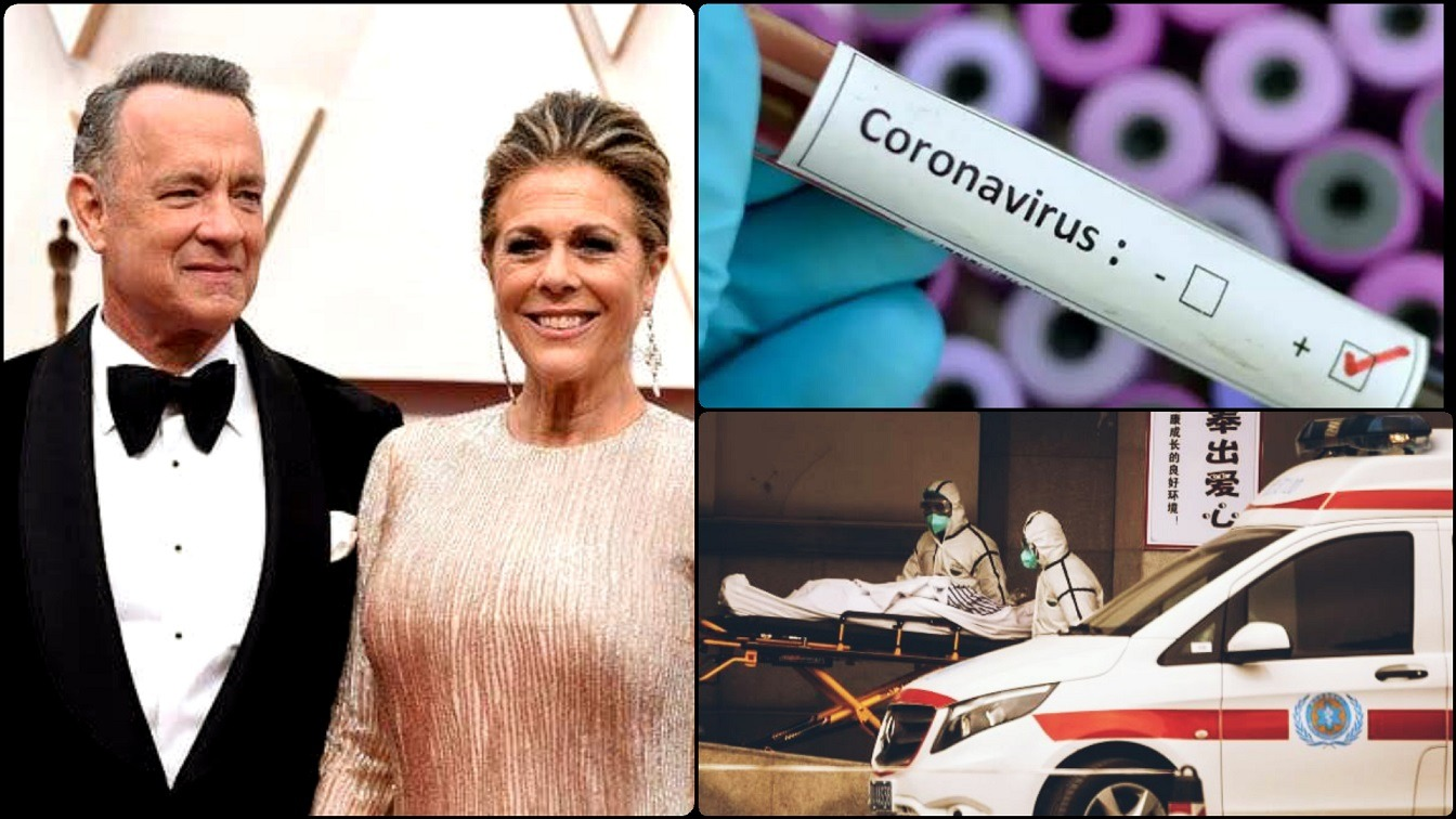 Tom Hanks And Wife Test Positive To The Dreaded Corona Virus
