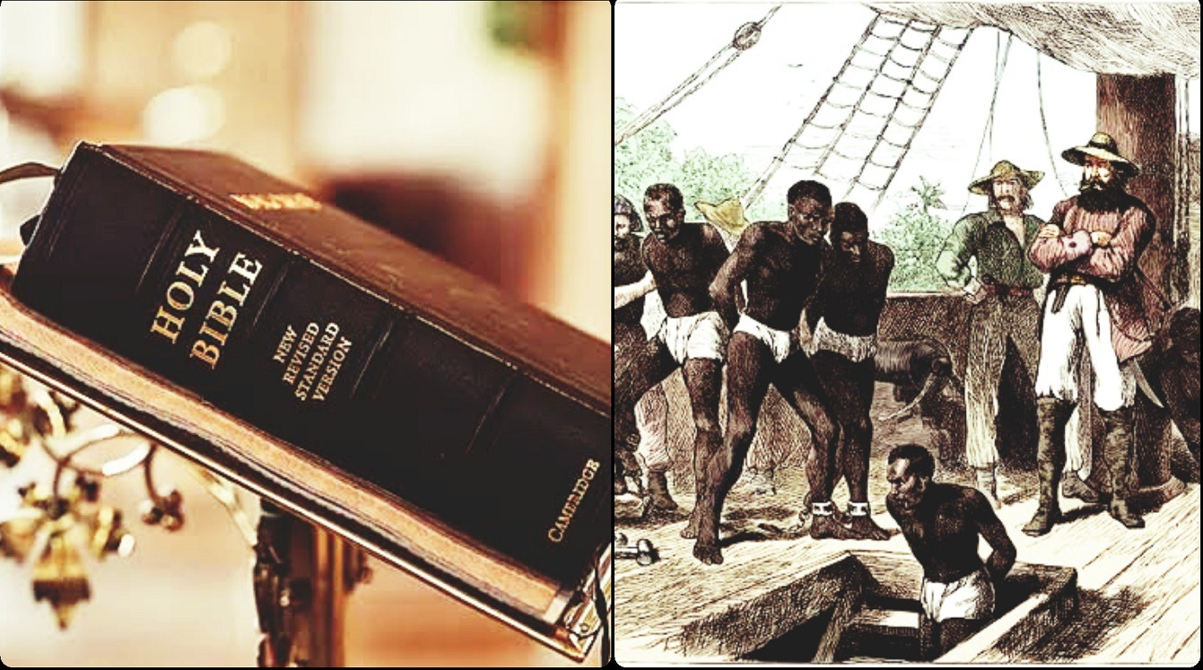 12 Bible Verses That Supports Brutal Slavery Dear African Did You Know This