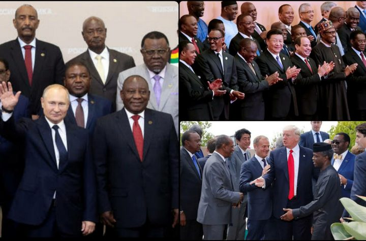 Africa's Psychological Problem – The Dependency On Europe & Western Influence