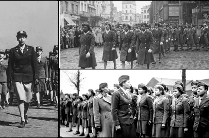 All-Black Women's Army Battalion Receives Long-Overdue Recognition 70 Years After WW II