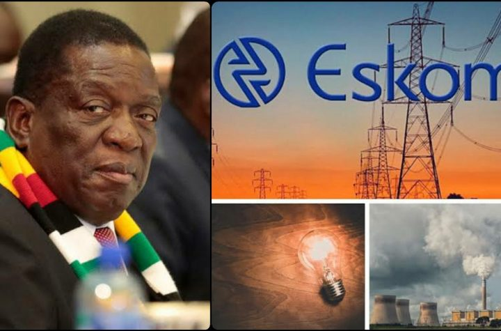 Free At Last Zimbabwe Finally Pays Off 33 Million Dollars Debt To Eskom
