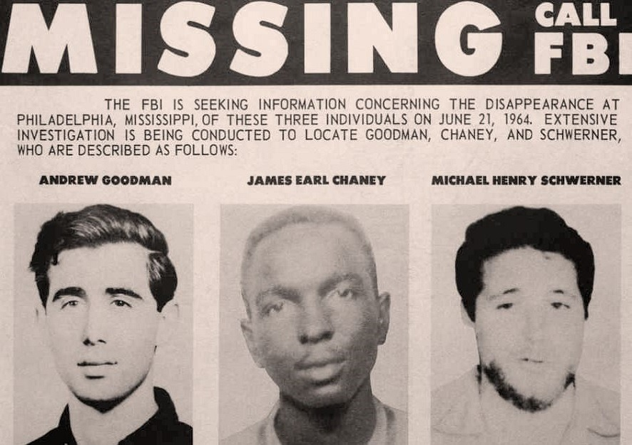 How KKK Murdered A Black And Two Whites For Registering Blacks To Vote In 1964 1