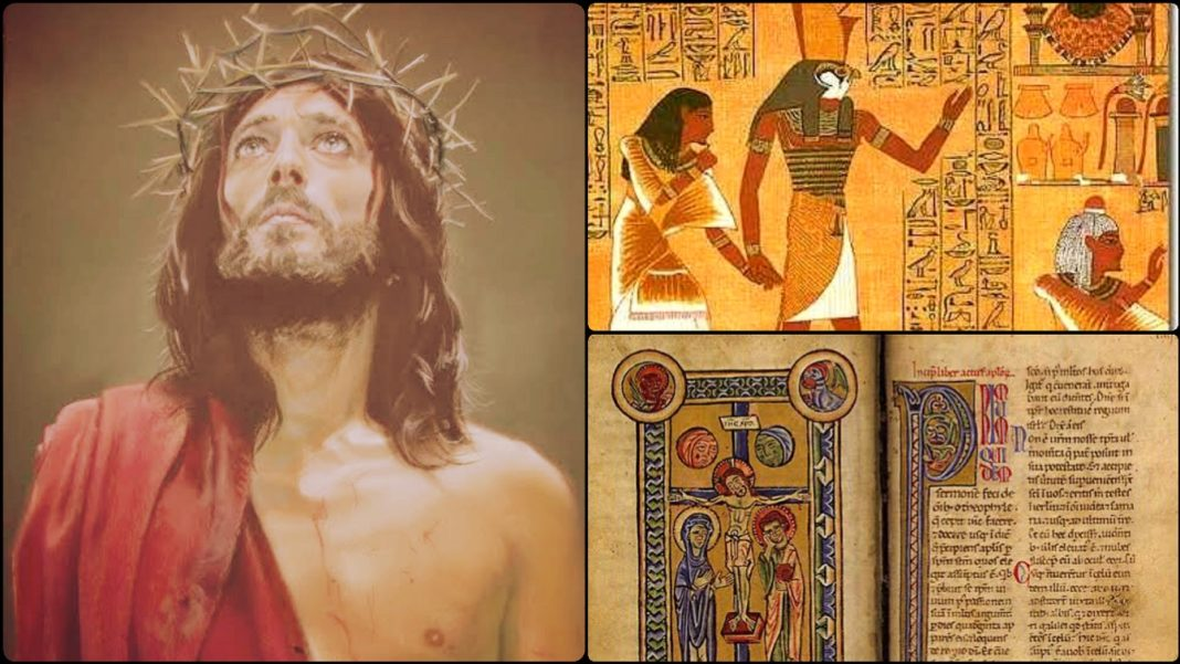 How Story Of Jesus And The Bible Was Copied From Ancient Kemet Spirituality