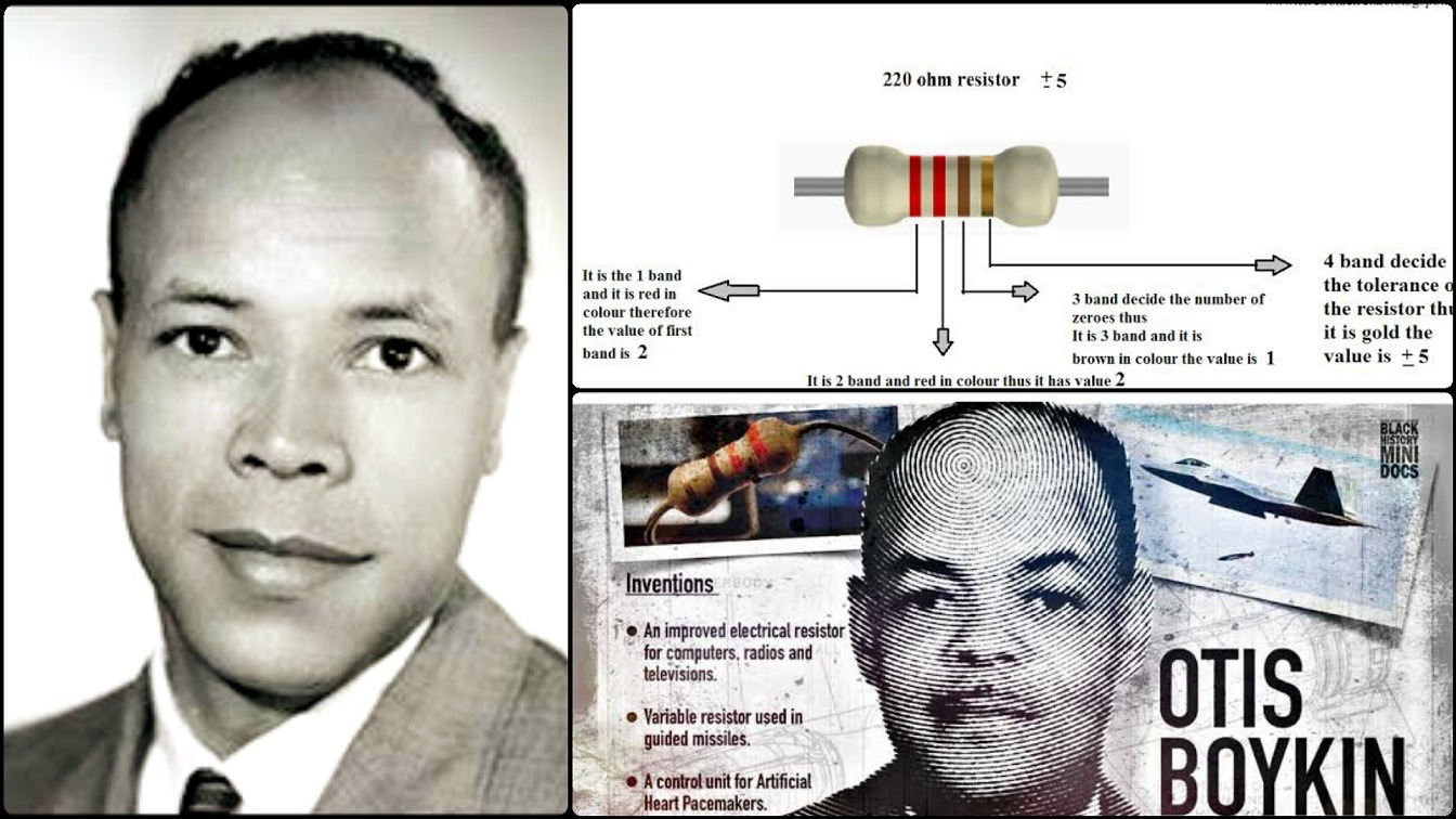 Meet Black Man Who Invented The Wire Resistor Used In Electric Appliances In 1959