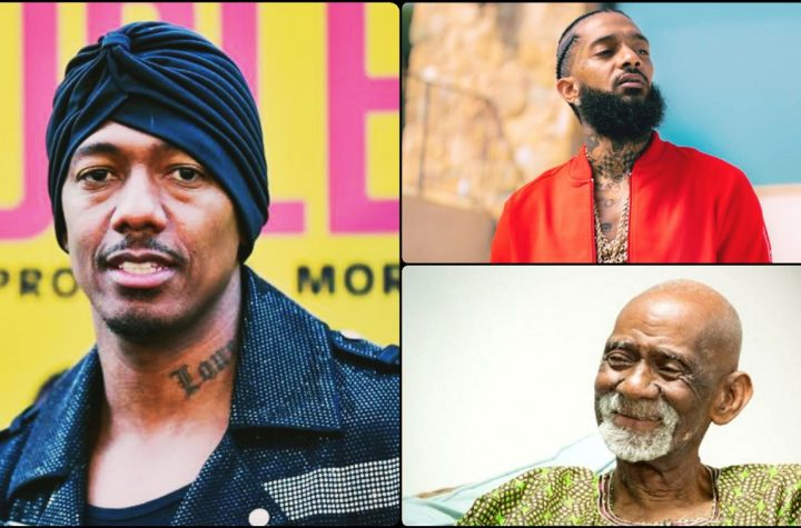 Nick Cannon Releases Trailer For Nipseys Movie About Dr Sebi Strong Enemies