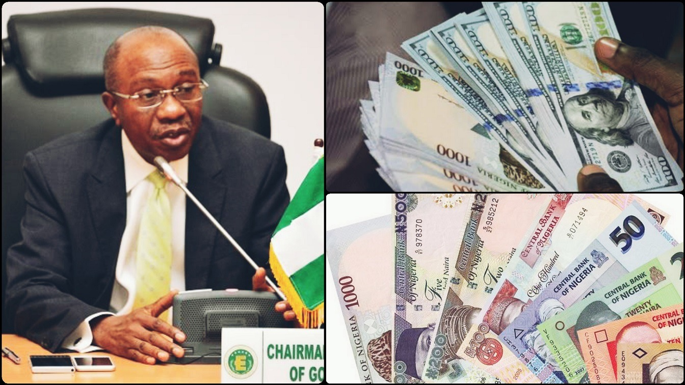 Nigerias CBN Rolls Out New Uniform Exchange Rate For Naira Collapses Multiple Exchange Rates