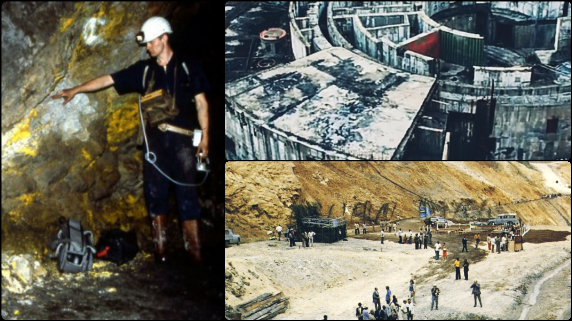 Scientists Discover A 2Billion Years Old Nuclear Reactor In Gabon Africa