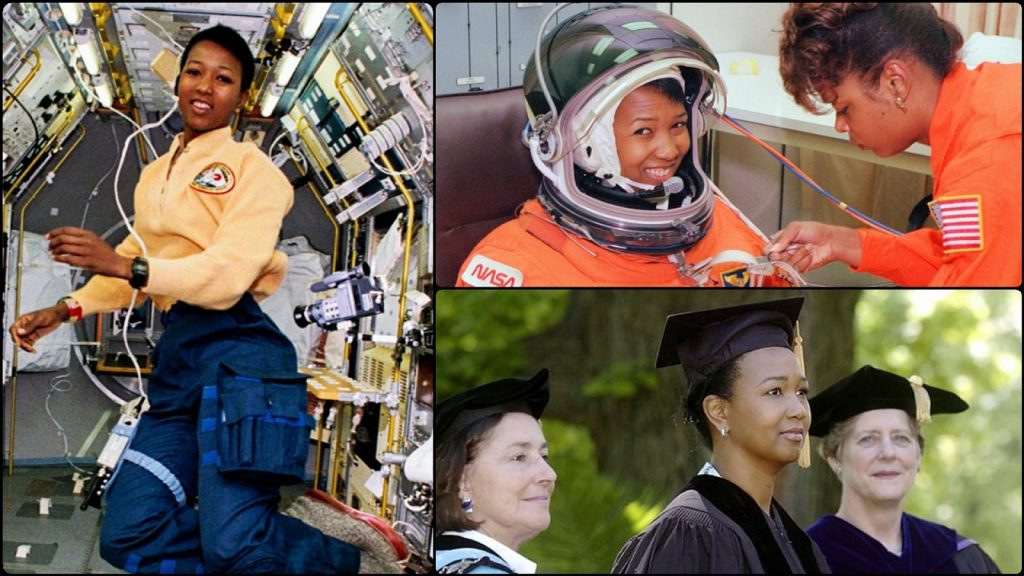 Meet Mae Jemison The First Black Woman To Travel To Space
