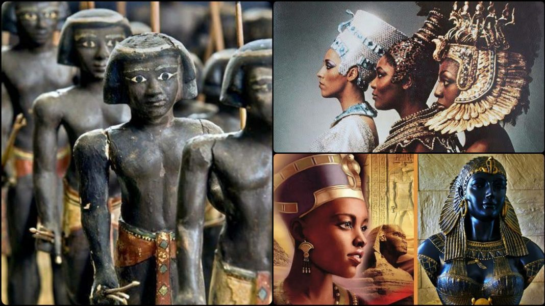 The Great Queen of Nubia, Amani Rina – Kingdom of Kush