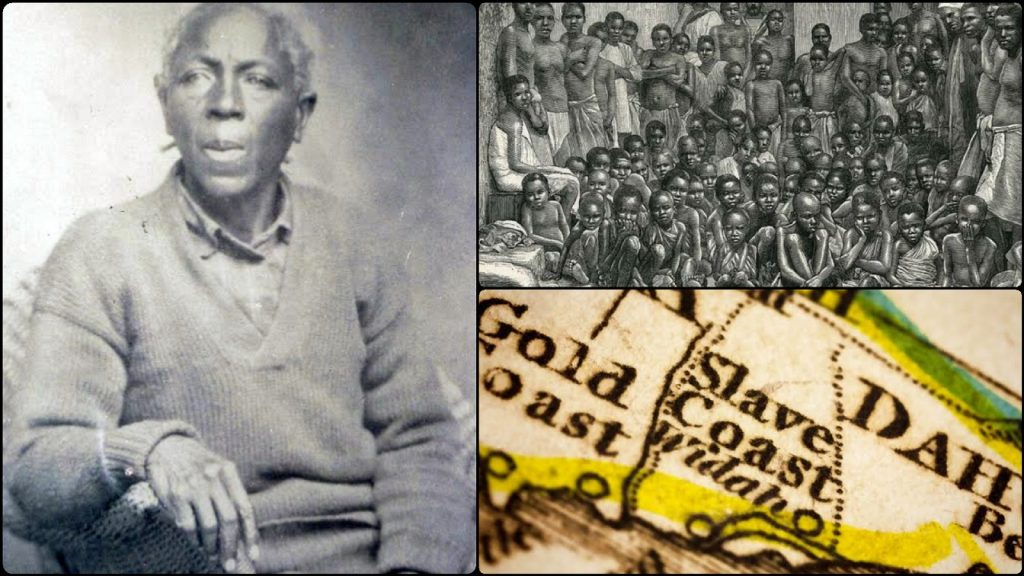 The Last Survivor Of The Transatlantic Slave Trade, Who Filled For Reparations In 1930