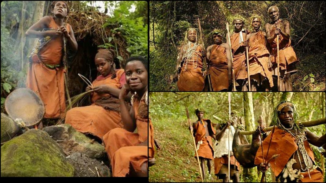 The Worlds First Humans Mountain Dwelling People Of The African Great Lakes
