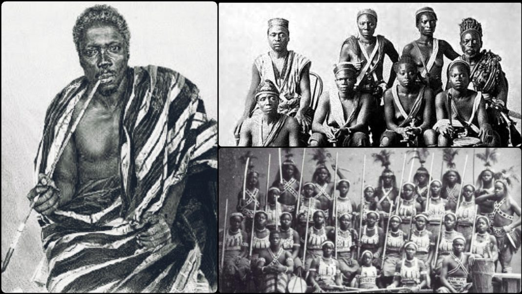 A Brief History of The West-African Of Kingdom of Dahomey, In Benin Republic