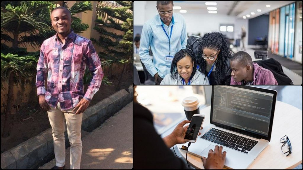 Meet Nigerian Software Developer Changing The ICT Space With His Digital Training Platform