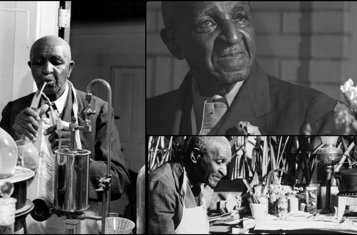 Meet The Most Prominent Black Scientist Of The Early 20th Century - George Washington Carver