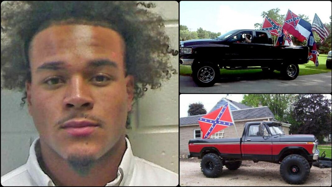 Black Man Charged With Murder For Defending Himself From White Racists Who Attacked Him