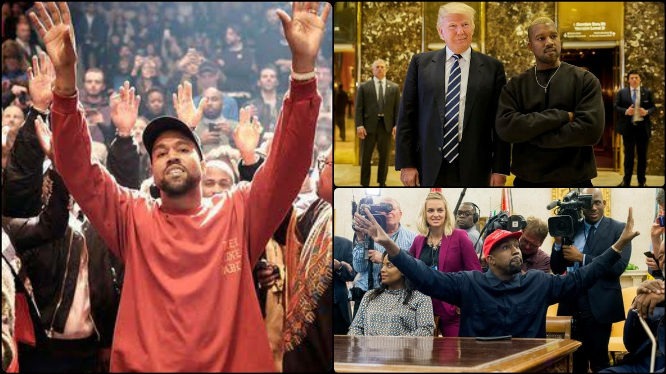 Kanye West Announces That He Is Running For President On Independence Day