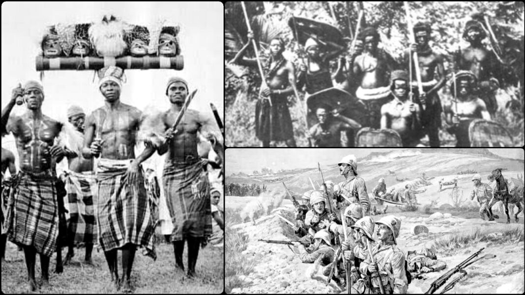 The Anglo Aro War Of 1901-1902 How British Terrorized And Destroyed An Igbo Ancient Kingdom