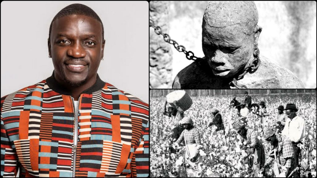 Akon Asks African Americans To Let Go Of Slavery And Move On What Say You