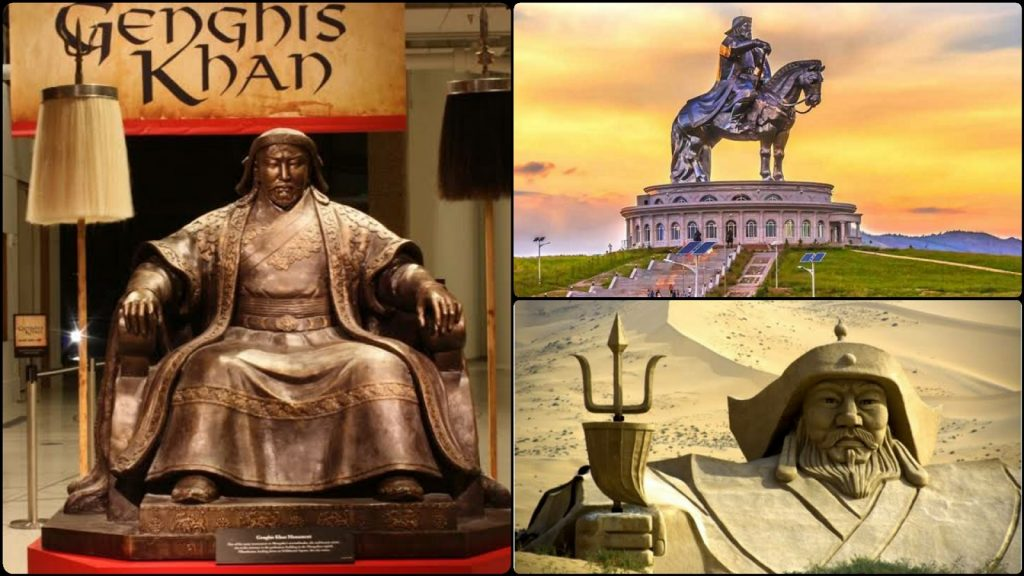 History Of Genghis Khan And The Rise Of The Mongol Empire