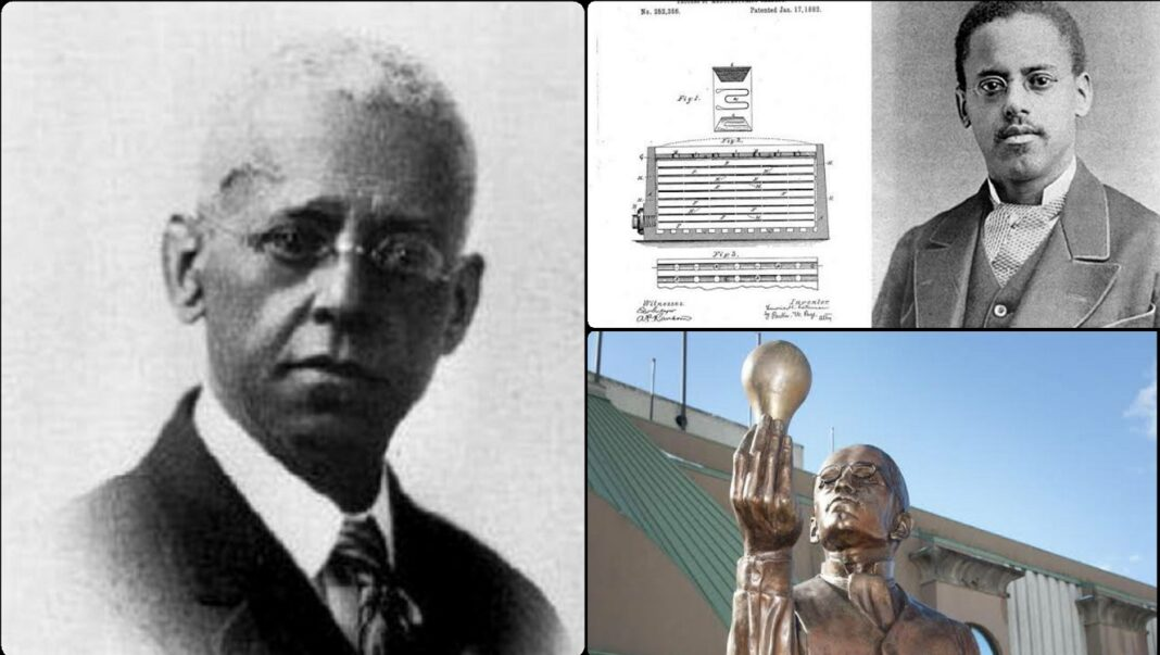 The Amazing History Of Lewis H. Latimer: Inventor And Patent Draftsman