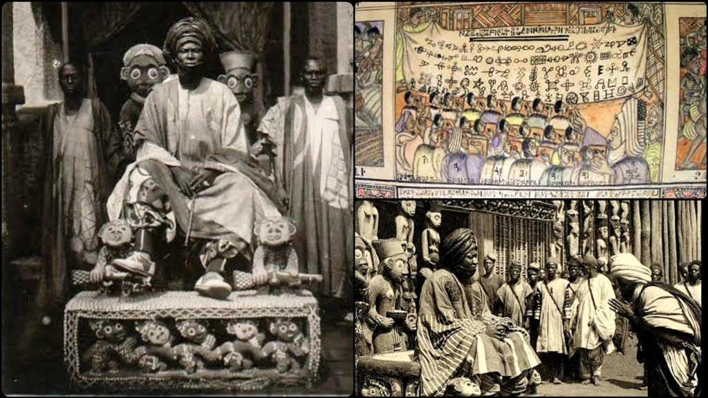 King Njoya African King Who Invented A Writing Script For His People